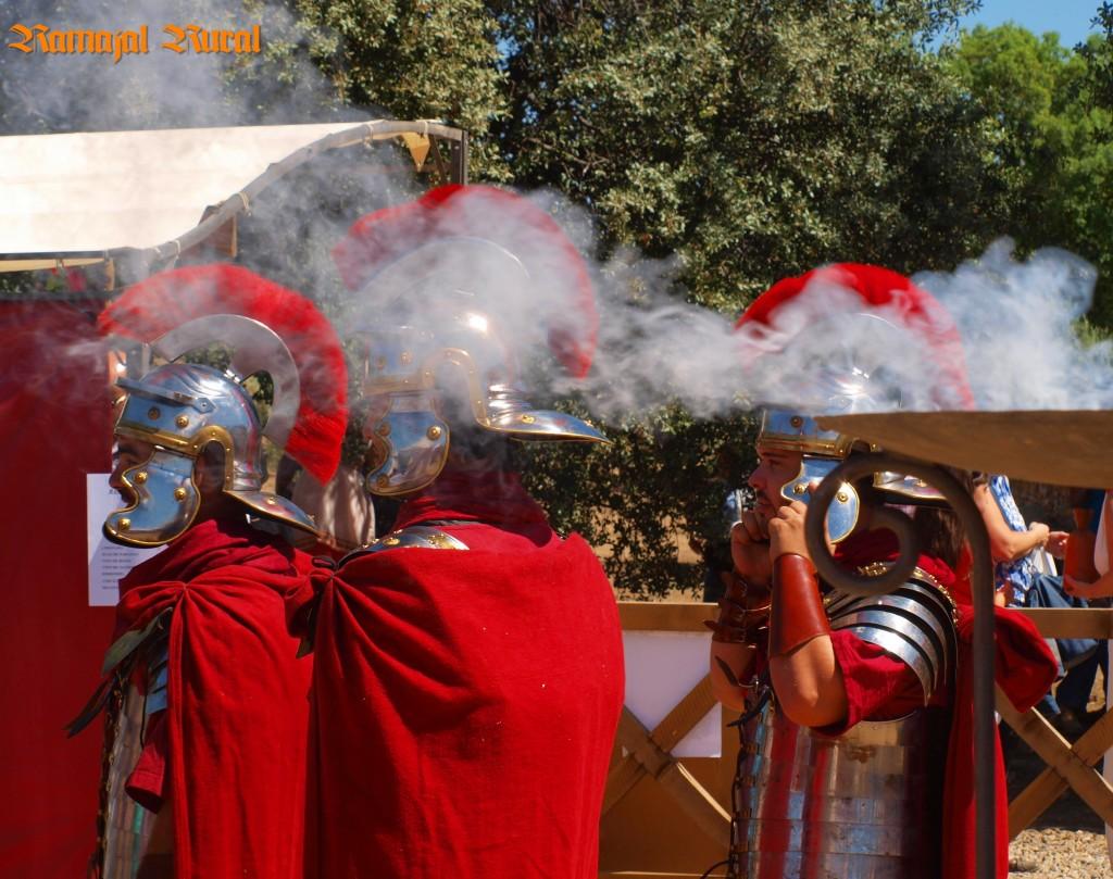 Sienteté romano por un día